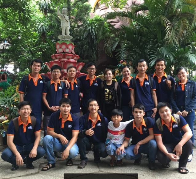 Chương trình thiện nguyện tài chùa Kỳ Quang gò vấp